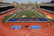 General view of Franklin Field during the 112th Penn Relays at the University of Pennsylvania's Franklin Field in Philadelphia, Pa. on Thursday, April 27, 2006.