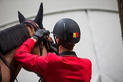 Devos Pieter, BEL, Espoir<br /> CHIO Rotterdam 2018<br /> © Hippo Foto - Sharon Vandeput<br /> 24/06/18