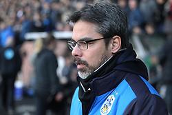 Huddersfield Town Head Coach David Wagner before the match - Mandatory byline: Jack Phillips/JMP - 05/03/2016 - FOOTBALL - iPro Stadium - Derby, England - Derby County v Huddersfield Town - Sky Bet Championship