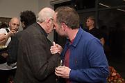 DAVID HURN; CRAIG ATKINSON, Opening of the Martin Parr Foundation party,  Martin Parr Foundation, 316 Paintworks, Bristol, BS4 3 EH  20 October 2017