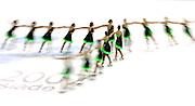 © Filippo Alfero<br /> Torino, 21-01-2007<br /> Sport, Pattinaggio di Figura<br /> Universiadi Invernali Torino 2007 - Pattinaggio di Figura  - Sincronizzato<br /> nella foto: squadra Canada<br /> <br /> © Filippo Alfero<br /> Turin, Italy, 21-01-2007<br /> Winter Universiade Torino 2007 - Figure Skating - Synchronized<br /> in the photo: Team Canada