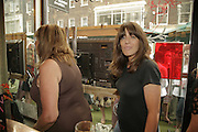 Claudia Winkleman, Book launch of 'Fashion Babylon' by Imogen Edwards-Jones and Anonymous. 43 South Molton St. London. 19 July 2006. ONE TIME USE ONLY - DO NOT ARCHIVE  © Copyright Photograph by Dafydd Jones 66 Stockwell Park Rd. London SW9 0DA Tel 020 7733 0108 www.dafjones.com