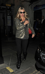 Sienna Miller enjoyed a late night supper at J Sheeky seafood restaurant in Covent Garden with close friend Kate Moss and her boyfriend Nikolai Von Bismarck.<br /><br />21 July 2017.<br /><br />Please byline: Will/Vantagenews.com