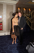 Yasmin and Simon le Bon. 50th Ivor Novello Awards, Grosvenor House. London. 26 may 2005. ONE TIME USE ONLY - DO NOT ARCHIVE  © Copyright Photograph by Dafydd Jones 66 Stockwell Park Rd. London SW9 0DA Tel 020 7733 0108 www.dafjones.com