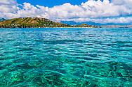 Kailua, Oahu, Hawaii, USA --- Kailua Bay from the Mokulua Islands, Hawaii