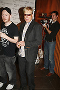 Antony Price, Alex Shulman of Vogue and Mulberry host a party for Giles Deacon. ( Mulberry for Giles) Mulberry. New Bond St. 20 September 2006. ONE TIME USE ONLY - DO NOT ARCHIVE  © Copyright Photograph by Dafydd Jones 66 Stockwell Park Rd. London SW9 0DA Tel 020 7733 0108 www.dafjones.com