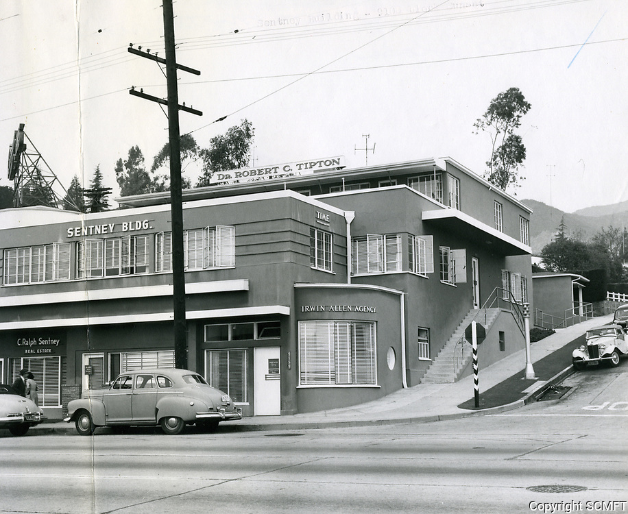 1950 9100 block of Sunset Blvd. in West Hollywood