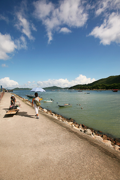 Discovery Bay, Lantau Island