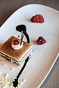 Milan, Bollate, InGalera Restaurant: Mini Dobos