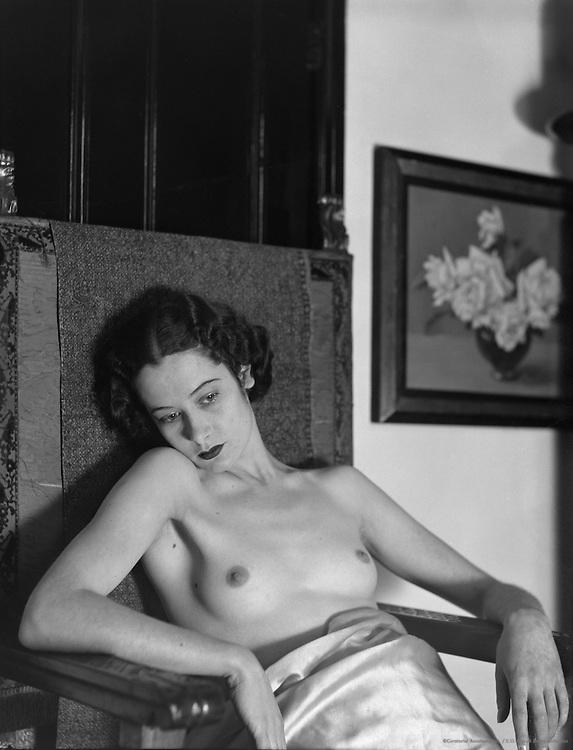 Ms Appleyard, England, 1933