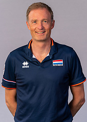 Manager Patrick de Reus of Netherlands, Photoshoot selection of Orange men's volleybal team season 2021on may 11, 2021 in Arnhem, Netherlands (Photo by RHF Agency/Ronald Hoogendoorn)
