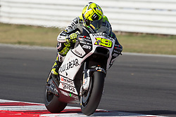 September 8, 2017 - Misano Adriatico, RN, Italy - Alvaro Bautista of Pull&Bear Aspar Team during the Free Practice 1 of the Tribul Mastercard Grand Prix of San Marino and Riviera di Rimini, at Misano World Circuit ''Marco Simoncelli'', on September 08, 2017 in Misano Adriatico, Italy  (Credit Image: © Danilo Di Giovanni/NurPhoto via ZUMA Press)