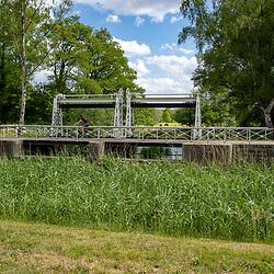 22-05-2020: Nieuws: Stockfotos: Nederland<br />Almelo-Nordhorn Kanaal