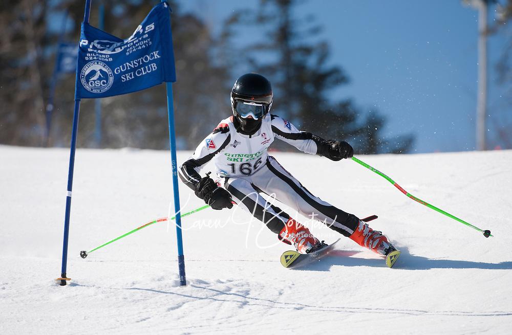 BWL Qualifier at Gunstock J6, J5, J4 February 26,  2012.