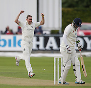 Durham County Cricket Club v Warwickshire County Cricket Club 120715