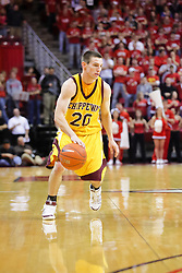 05 December 2009: Robbie Harman. The Chippewas of Central Michigan are defeated by the Redbirds of Illinois State 75-62 on Doug Collins Court inside Redbird Arena in Normal Illinois.