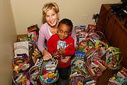 2013 - Big Brothers Big Sisters Easter basket distribution event