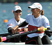 Hamilton, NEW ZEALAND.    2010 World Rowing Championship on Lake Karapiro Saturday  30/10/2010. [Mandatory Credit Peter Spurrier:Intersport Images].