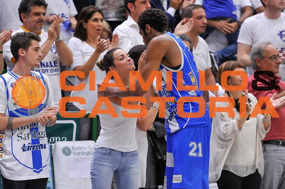 DESCRIZIONE : Campionato 2014/15 Serie A Beko Dinamo Banco di Sardegna Sassari - Grissin Bon Reggio Emilia Finale Playoff Gara4<br /> GIOCATORE : Jeff Brooks<br /> CATEGORIA : Curiosità Postgame<br /> SQUADRA : Dinamo Banco di Sardegna Sassari<br /> EVENTO : LegaBasket Serie A Beko 2014/2015<br /> GARA : Dinamo Banco di Sardegna Sassari - Grissin Bon Reggio Emilia Finale Playoff Gara4<br /> DATA : 20/06/2015<br /> SPORT : Pallacanestro <br /> AUTORE : Agenzia Ciamillo-Castoria/L.Canu
