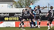 Grimsby Town FC v Cheltenham Town 050421