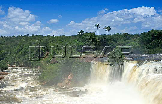 Cachoeira da Velha - Rio Novo, na cidade de Mateiros - Jalapão Local: Mateiros - TO Data: 02/2008 Tombo:  19DM036 Autor: Delfim Martins