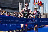 Discovery Triathlon World Cup Cape Town 2017 - Elite Womens Race