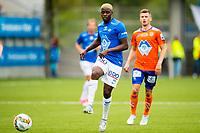 Fotball , 8 Juli , Eliteserien , Aalesund - Molde , Isak Ssewankambo<br /> <br />  , Foto: Marius Simensen, Digitalsport