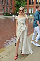 Greta Bellamacina at the V&A Summer Party 2017 held at the Victoria & Albert Museum, London England. 21 June 2017.
