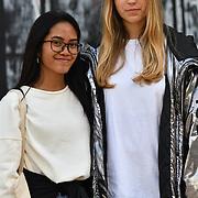 London Fashion Week Festival at 180 Strand, London, UK. 21 September 2018.