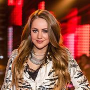 NLD/Hilversum/20170120 - 2de liveshow The Voice of Holland 2017, Pleun Bierbooms met Wendy van Dijk