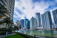 Downtown Miami & Miami River