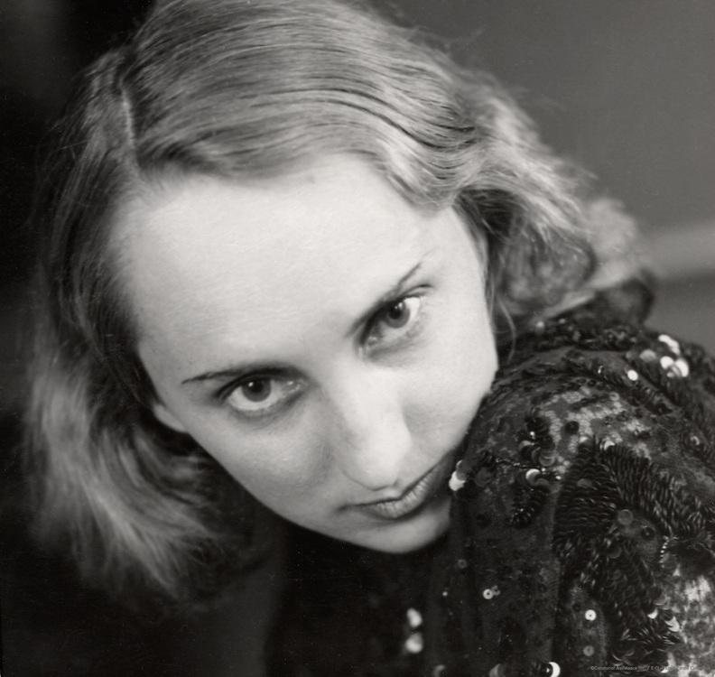 Marguerite Salle, Surrealist artist, London, 1932