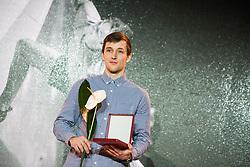 Gregor Vezonik at 54th Annual Awards of Stanko Bloudek for sports achievements in Slovenia in year 2018 on February 13, 2019 in Brdo Congress Center, Brdo, Ljubljana, Slovenia,  Photo by Peter Podobnik / Sportida