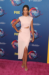 FOX's Teen Choice Awards 2018 at The Forum in Inglewood. California on August 12, 2018. CAP/MPIFS ©MPIFS/Capital Pictures. 12 Aug 2018 Pictured: Terri Seymour. Photo credit: MPIFS/Capital Pictures / MEGA TheMegaAgency.com +1 888 505 6342