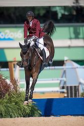 Al Rumaihi Ali Yousef, QAT, Gunder<br /> Olympic Games Rio 2016<br /> © Hippo Foto - Dirk Caremans<br /> 16/08/16