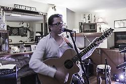 Irish musicians in pub, Westport, County Mayo, Ireland