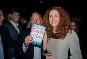 Kelvin Mackenzie;  Rebekah Wade., Book launch for Citizen by Charlie Brooks. Tramp. London. 1 April  2009