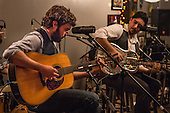 Jack the Radio live recording session on January 19, 2013