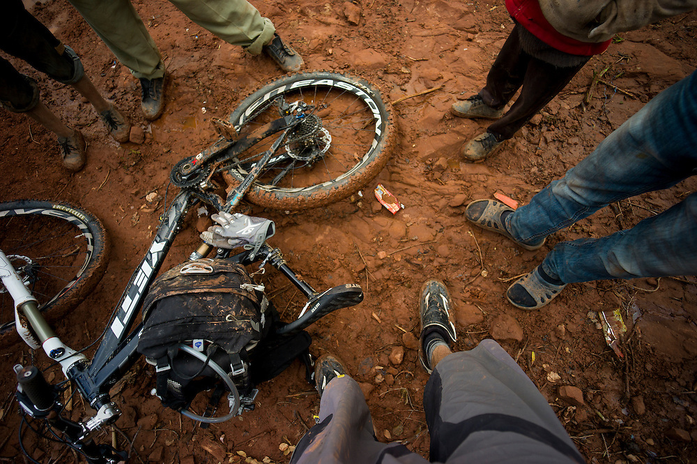 Mud. Morocco.