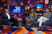 """August 15, 2021 - USA: Bravo's """"Watch What Happens Live With Andy Cohen"""" - Episode:"""