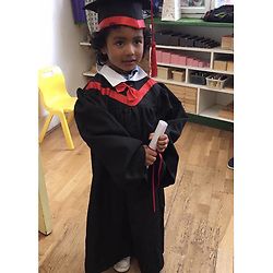 """Naomi Campbell releases a photo on Instagram with the following caption: """"#kindergartengraduation im so proud of you @maximillan1112 @bfatrok #proudgodmother \ud83c\uddec\ud83c\udde7\u2764\ufe0f\u2764\ufe0f\u2764\ufe0f\ud83d\ude18\ud83d\ude18\ud83d\ude18\ud83d\ude4f\ud83c\udffe"""". Photo Credit: Instagram *** No USA Distribution *** For Editorial Use Only *** Not to be Published in Books or Photo Books ***  Please note: Fees charged by the agency are for the agency's services only, and do not, nor are they intended to, convey to the user any ownership of Copyright or License in the material. The agency does not claim any ownership including but not limited to Copyright or License in the attached material. By publishing this material you expressly agree to indemnify and to hold the agency and its directors, shareholders and employees harmless from any loss, claims, damages, demands, expenses (including legal fees), or any causes of action or allegation against the agency arising out of or connected in any way with publication of the material."""