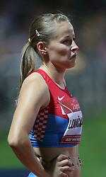 03.09.2013, Mladost Stadion, Zagreb, CRO, IAAF World Challenge, Boris Hanzekovic memorial 2013, im Bild 100 m Hurdles, Ivana Loncarek // during Boris Hanzekovic memorial 2013 of IAAF world challenge at Mladost Stadium in Zagreb, Croatia on 2013/09/03. EXPA Pictures © 2013, PhotoCredit: EXPA/ Pixsell/ Igor Kralj<br /> <br /> ***** ATTENTION - for AUT, SLO, SUI, ITA, FRA only *****
