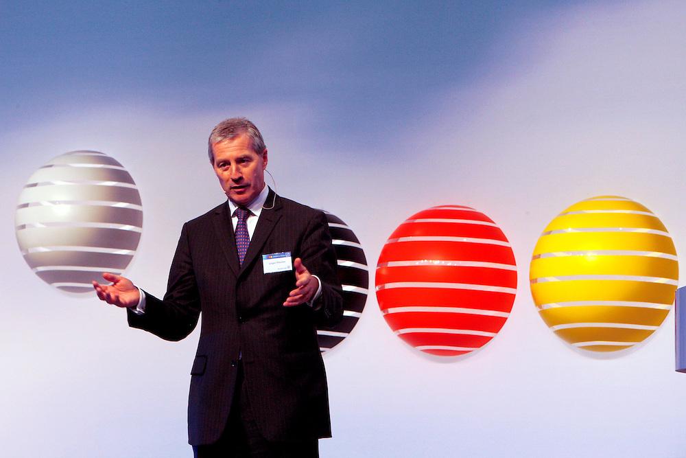 Kunde: Deutsche Bank Firmenkunden, Jürgen Fitschen