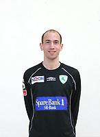 Fotball , Addecoligaen 2008 , portrett , portretter<br /> Løv-Ham<br /> Espen Minde