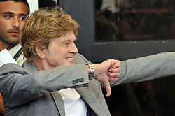 """74th Venice Film Festival 2017 Photocall film """"Our souls at night"""" Pictured: Robert Redford"""