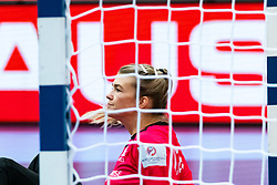 Tess Wester of Netherlands during the Women's EHF Euro 2020 match between Croatia and Netherlands at Sydbank Arena on december 06, 2020 in Kolding, Denmark (Photo by RHF Agency/Ronald Hoogendoorn)