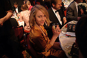 JEANY SPARKS, Specsavers Crime Thriller Awards.  Award ceremony celebrating the best in crime fiction and television. <br /> Grosvenor House Hotel, Park Lane, London. 21 October 2009
