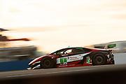 March 20, 2021. IMSA Weathertech Mobil 1 12 hours of Sebring:   #1 Paul Miller Racing Lamborghini Huracan GT3, GTD: Bryan Sellers, Madison Snow, Corey Lewis