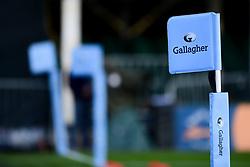 Gallagher Branding - Mandatory by-line: Ryan Hiscott/JMP - 09/09/2020 - RUGBY - Recreation Ground - Bath, England - Bath Rugby v Worcester Warriors - Gallagher Premiership Rugby