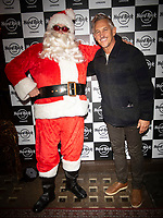 Gary Lineker at the Hard Rock Cafe celebrity-studded Christmas party for children's charity Fight For Life LONDON, 2 December 2019